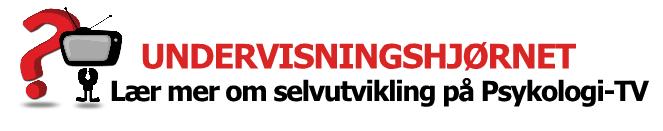 Psykologi TV Logo til psykologcom