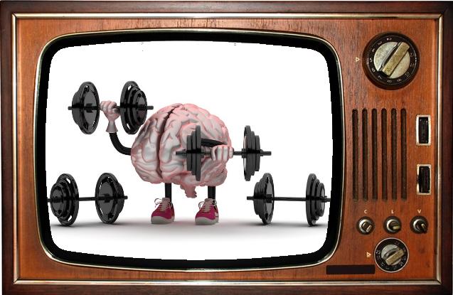 TV hjernen som mental muskel